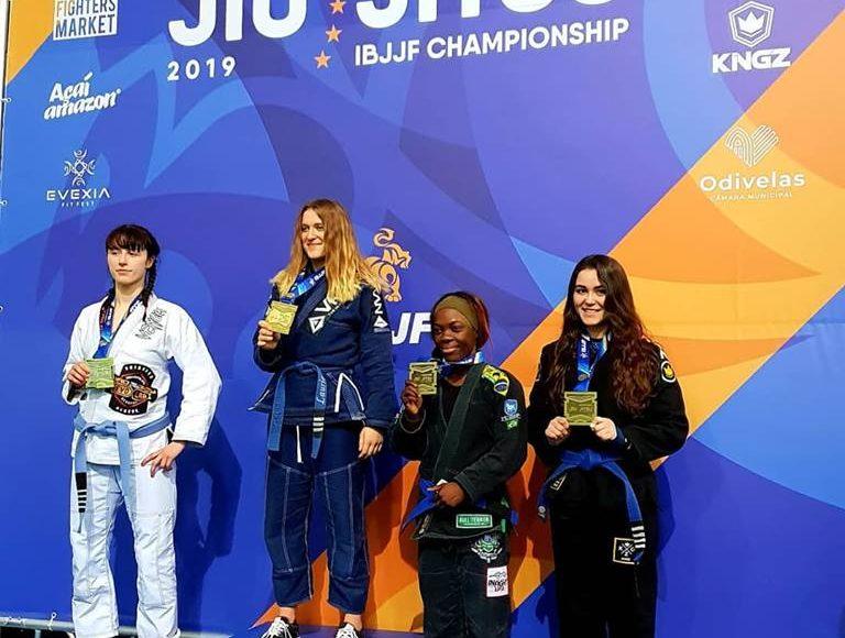 "First medal for Ukraine at the ""European Jiu-Jitsu IBJJF"