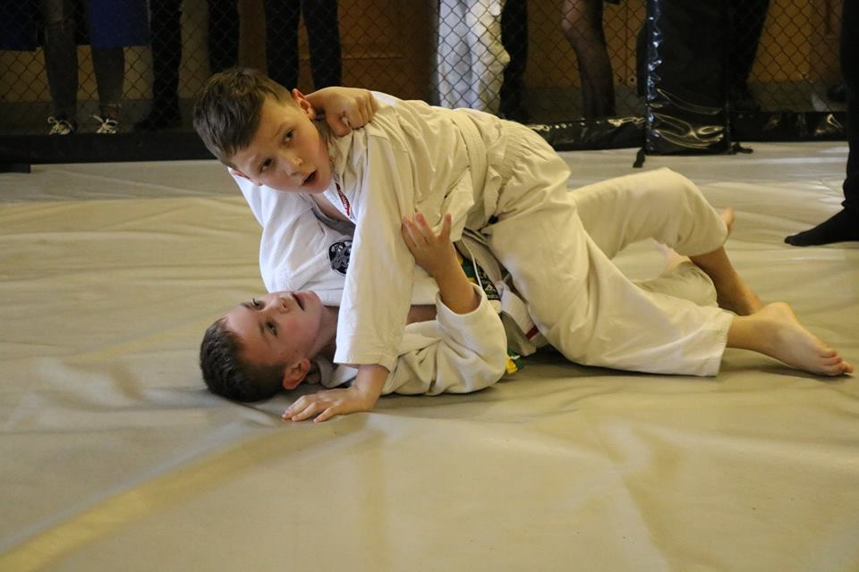 "The first kid's ""GARDA BJJ Cup"" tournament – Jiu Jitsu News"