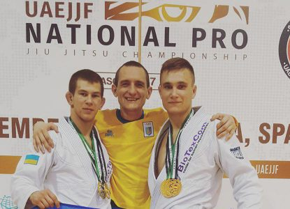 Spain NationalPro Jiu-Jitsu Championship
