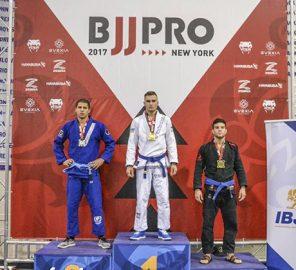 New York IBJJF pro 2017